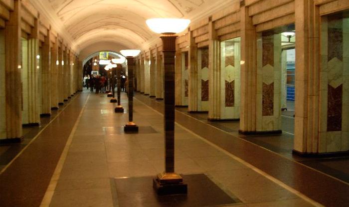 метро семёновская фото